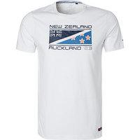 N.Z.A. T-Shirt white