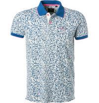 N.Z.A. Polo-Shirt blue