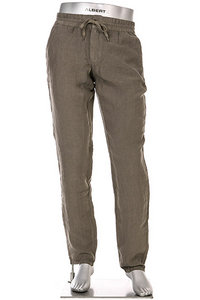 Alberto Regular Slim Fit Pure Linen