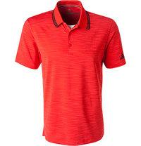 adidas Golf Polo-Shirt red