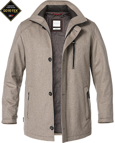 bugatti GORE-TEX Silent Wool Jacke   just4men.de 8af94136cb