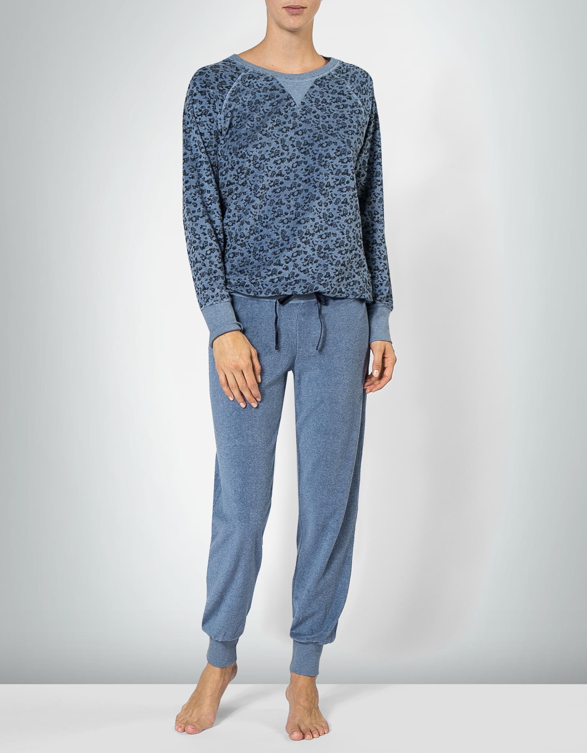 63fd49e49cd4d7 Seidensticker Damen Pyjama lang in Nicki-Qualität empfohlen von Deinen  Schwestern