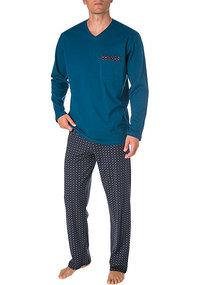 Schiesser Pyjama lang
