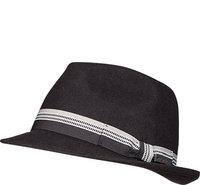Bugatti Hut schwarz