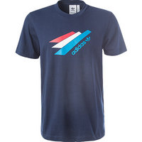 adidas ORIGINALS Palemston T-Shirt navy DJ3451