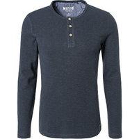 MUSTANG T-Shirt Rib Henley