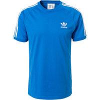 adidas ORIGINALS 3 Stripes Tee blue