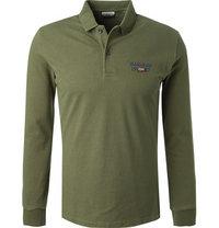 NAPAPIJRI Polo-Shirt grün