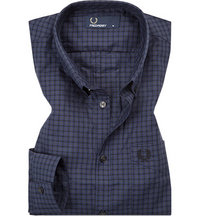 Fred Perry Hemd Gingham