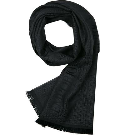 EMPORIO ARMANI Schal : EMPORIO ARMANI Schal  Herren in grau aus Wolle