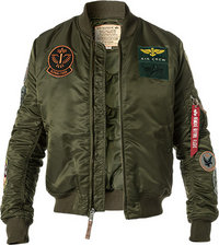 ALPHA INDUSTRIES Jacke MA-1 Pilot