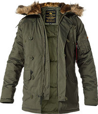 ALPHA INDUSTRIES Jacke Explorer
