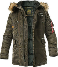 ALPHA INDUSTRIES Jacke N3B Airborne