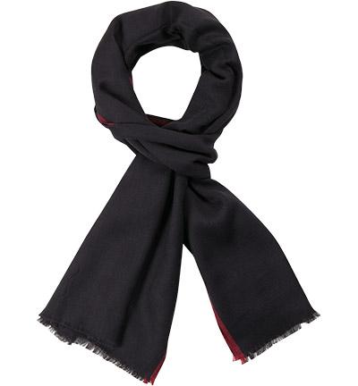 Marc O'Polo Schal   : Marc O'Polo Schal    Herren in schwarz aus Wolle