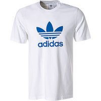 adidas ORIGINALS Trefoil white