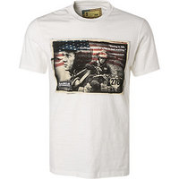 Barbour T-Shirt Ratchets neutral MTS0436BE31