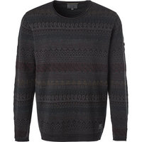 camel active Pullover Crew Jacquard