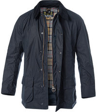 Barbour Jacke Bristol Wax navy
