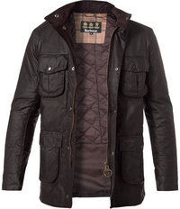 Barbour Jacke Corbridge Wax rustic