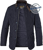 Barbour Jacke Quiltet Lutz navy Blogpost 3880