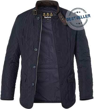 Barbour Jacke Quiltet Lutz navy MQU0508NY71