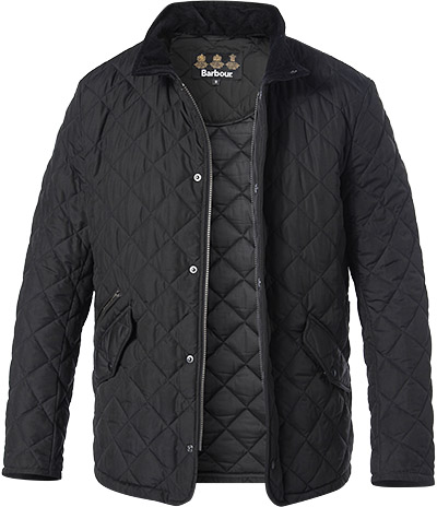 Barbour Chelsea black MQU0006BK11
