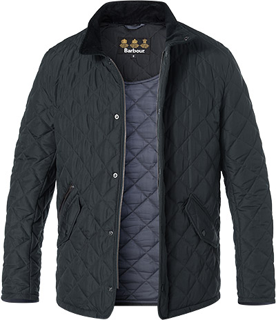 Barbour Chelsea blue MQU0006NY51