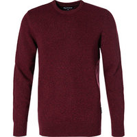 Barbour Harold Crew Neck merlot