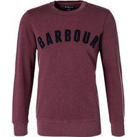 Barbour Sweatshirt Prep Logo merlot