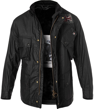 Barbour Jacke Joshua black MWX1401BK11
