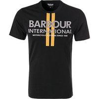 Barbour T-Shirt Locking black