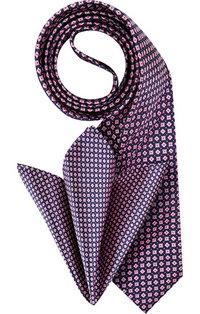 Ascot Set Krawatte+Einstecktuch