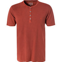 camel active T-Shirt Basic Henley