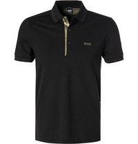 HUGO BOSS Athleisure Polo-Shirt Gold