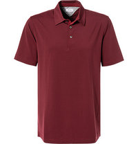 adidas Golf Polo-Shirt red