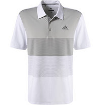 adidas Golf Polo-Shirt white