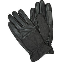 Barbour Handschuhe charcoal-black