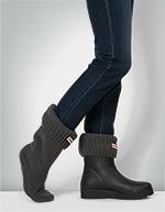 HUNTER Damen Original Short Boot WAS1017AAC/DSL