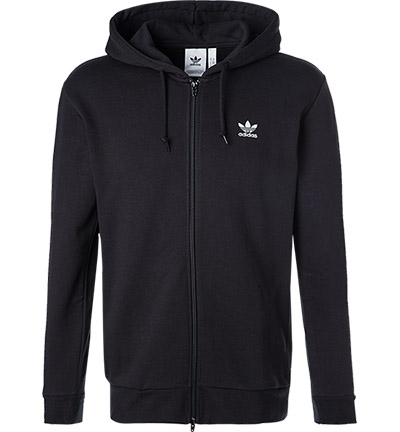 adidas ORIGINALS Trefoil Hoodie black DN6016 Preisvergleich