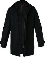 Harris Wharf London Parka C9118mlk- Hit Offer 7124