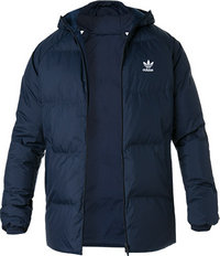 adidas ORIGINALS SST Down Hood navy DH5004