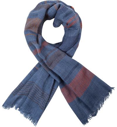CODELLO Schal : CODELLO Schal  Herren in blau aus Wolle
