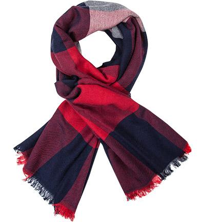 CODELLO Schal : CODELLO Schal  Herren in rot aus Wolle