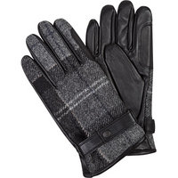 Barbour Handschuhe black-grey