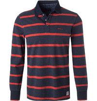 N.Z.A. Polo-Shirt melange