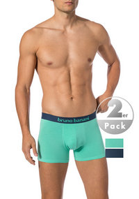 bruno banani Shorts 2er P. Flowing