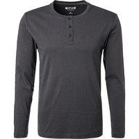 MUSTANG T-Shirt Basic Henley