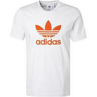 adidas ORIGINALS Trefoil white craora