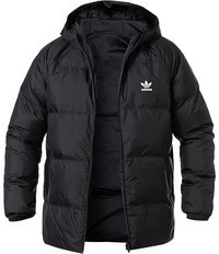 adidas ORIGINALS SST Down Hood black DH5003