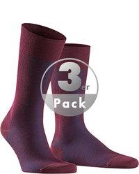 Falke Fine S Wool 3er Pack